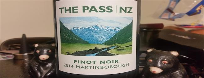 The Pass NZ Pinot Noir 2014