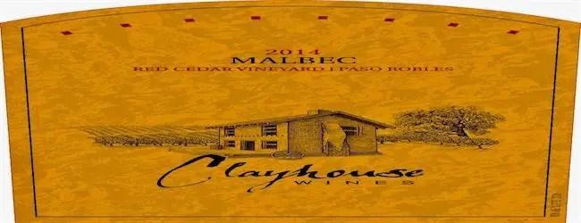 Clayhouse Paso Robles Malbec 2014