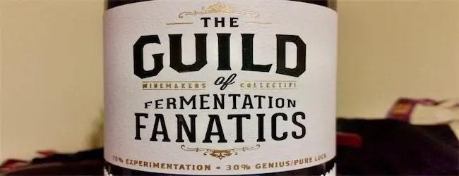 The Guild of Fermentation Fanatics Coonawarra Shiraz 2016
