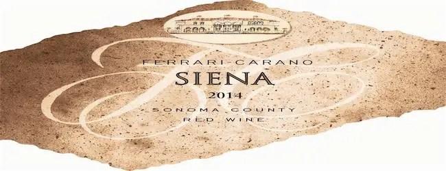 Ferrari-Carano Siena 2014
