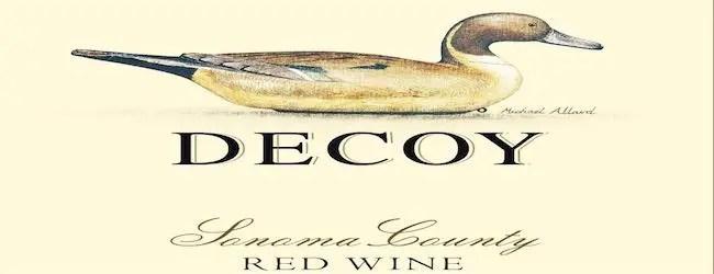 Duckhorn Decoy Red Blend 2016