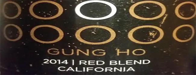 Motto Gung Ho Red 2014