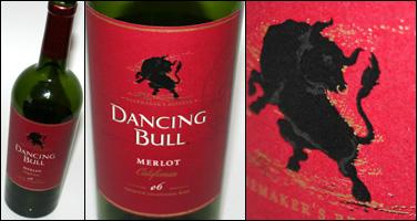 Dancing Bull Merlot