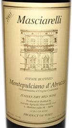 Masciarelli Montepulciano d'Abruzzo