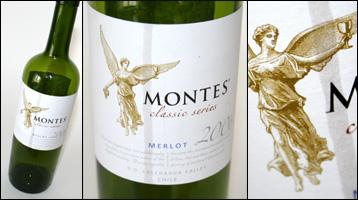 Montes Classic Series Merlot