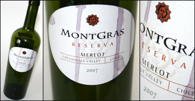 MontGras Merlot