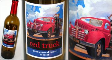 Red Truck Merlot