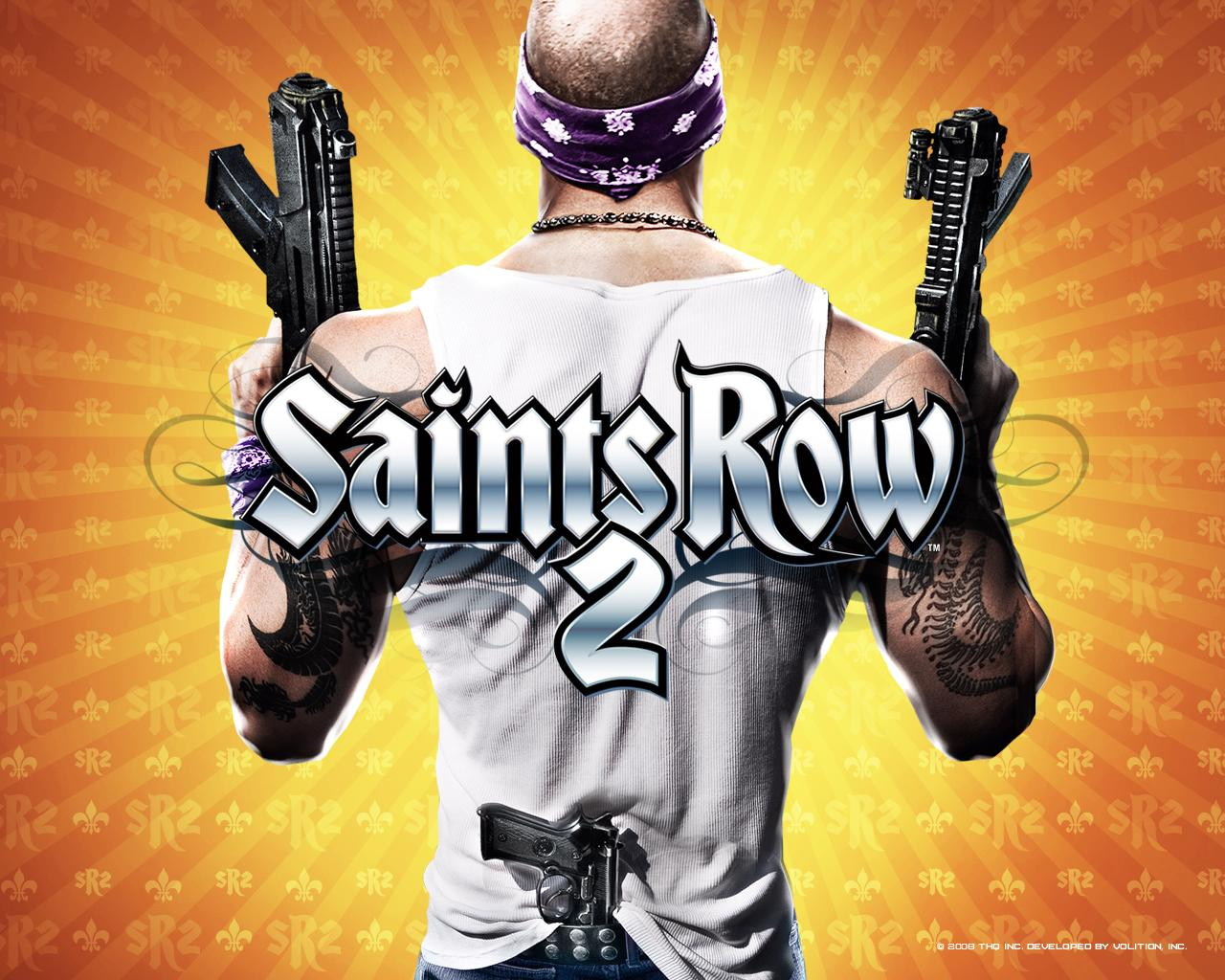 Saints Row 2 Wallpapers - Games Wallpapers #2
