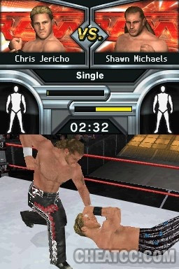 WWE SmackDown Vs Raw 2009 Review For Nintendo DS