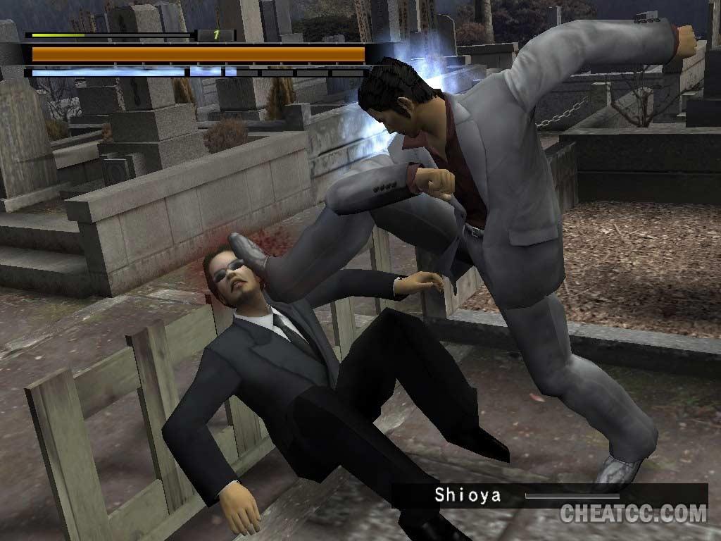 Yakuza 2 Review For PlayStation 2 PS2