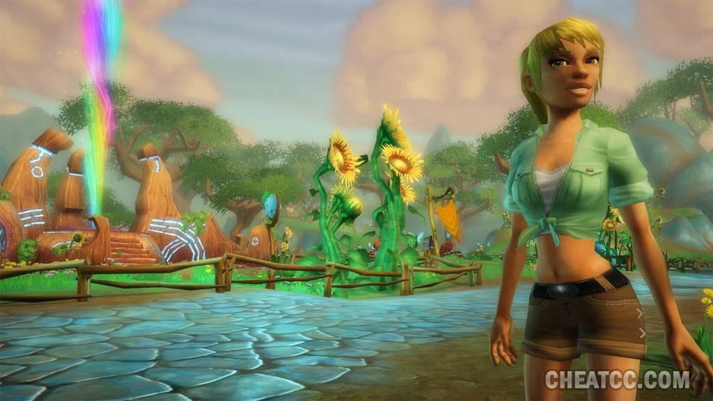 Free Realms Preview For PlayStation 3