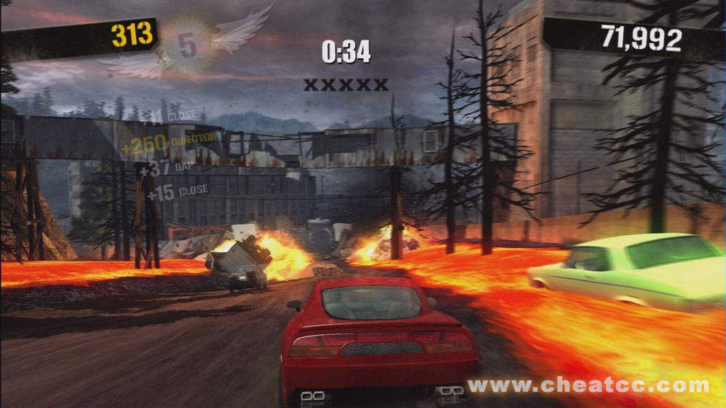 Stuntman Ignition Review For Xbox 360 X360