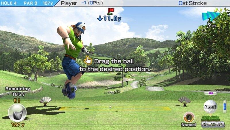 Hot Shots Golf World Invitational Character Unlocks   Invitationsjdi org