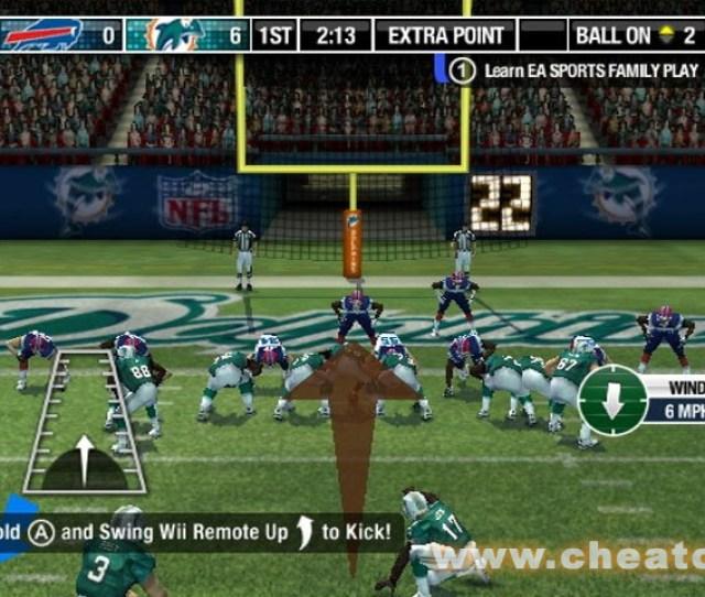 Madden Nfl 08 Screenshot Click To Enlarge