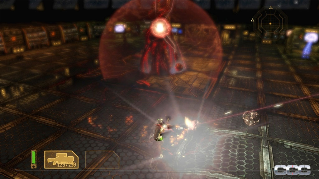 Alien Breed 3 Descent Review For Xbox 360 X360