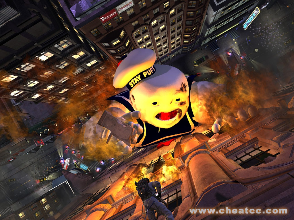Ghostbusters The Video Game Preview For Xbox 360 X360