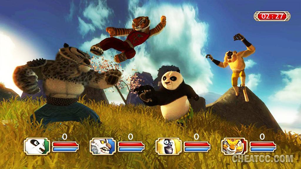 Kung Fu Panda Review For PlayStation 3