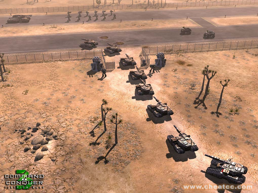 Command Amp Conquer 3 Tiberium Wars Review Preview For PC