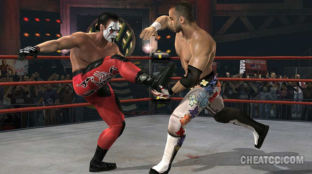 TNA IMPACT Review For PlayStation 3