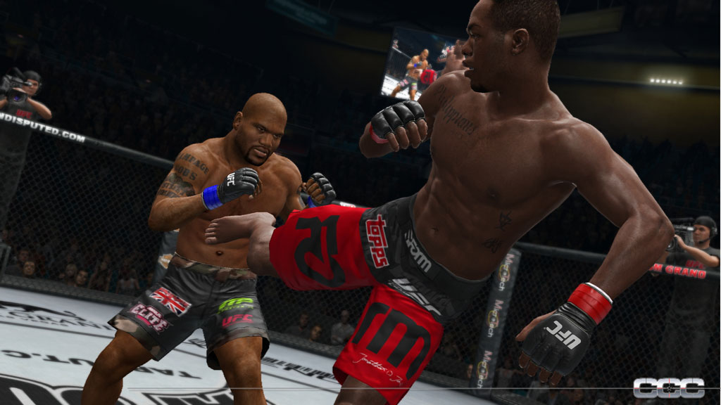 UFC Undisputed 3 Review For Xbox 360 Cheat Code Central