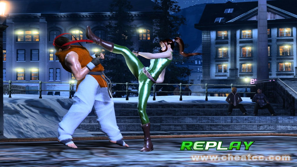 Virtua Fighter 5 Preview For Xbox 360 X360