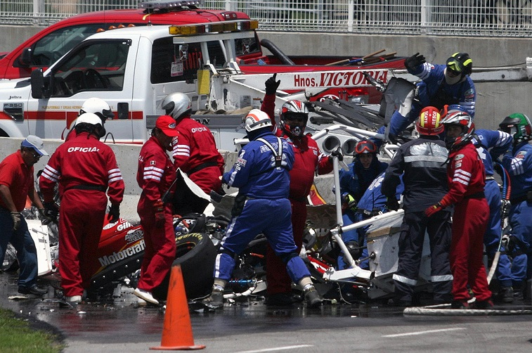 10 Worst Car Accidents in NASCAR History - Page 5