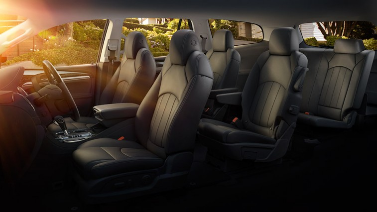 10 Of The Best Auto Buys With 3rd Row Seating
