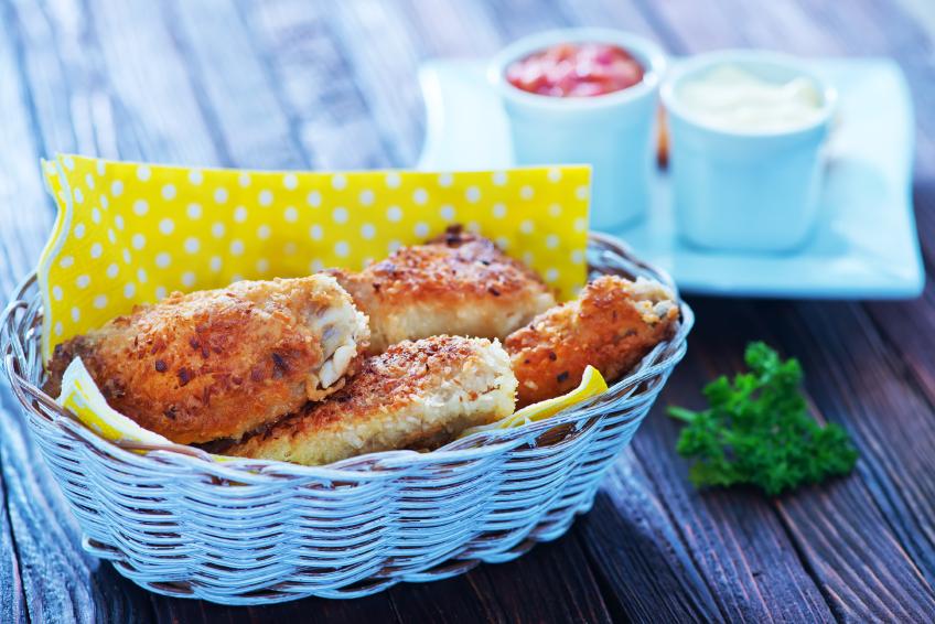 Chicken Ways Tenders Serve