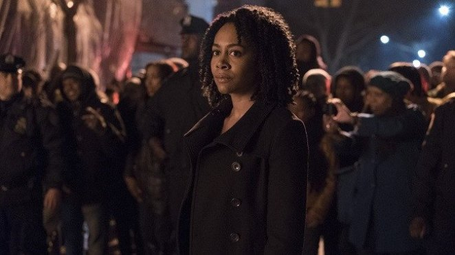 Misty Knight of Marvel's Luke Cage | Netflix