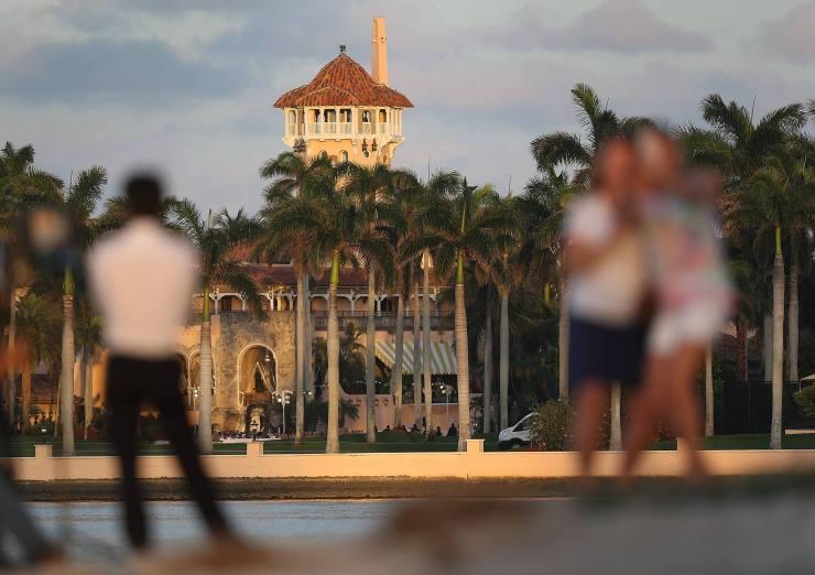 Donald Trump Mar-a-Lago Resort