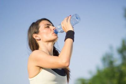 Dehydration can cause headaches and fatigue.