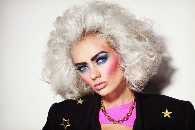 the cringe-worthy beauty trends from the '80s