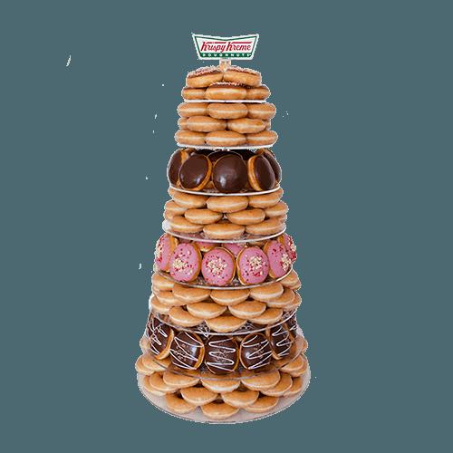 Krispy Kreme Wedding Favors