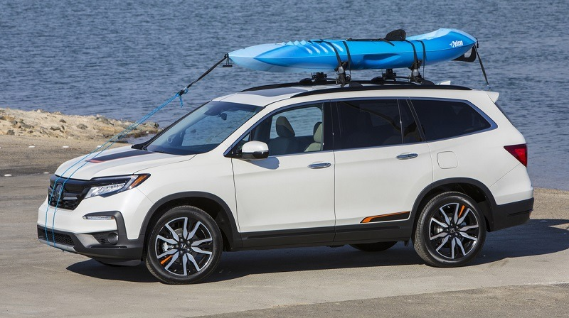 2019 Honda Pilot All The Changes And Safety Upgrades In