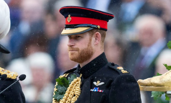 Who Are Prince Harry's Friends?