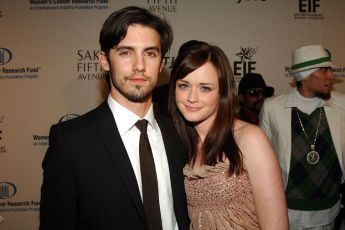 Milo Ventimiglia Alexis Bledel - Couples in TV Series and in Real Life