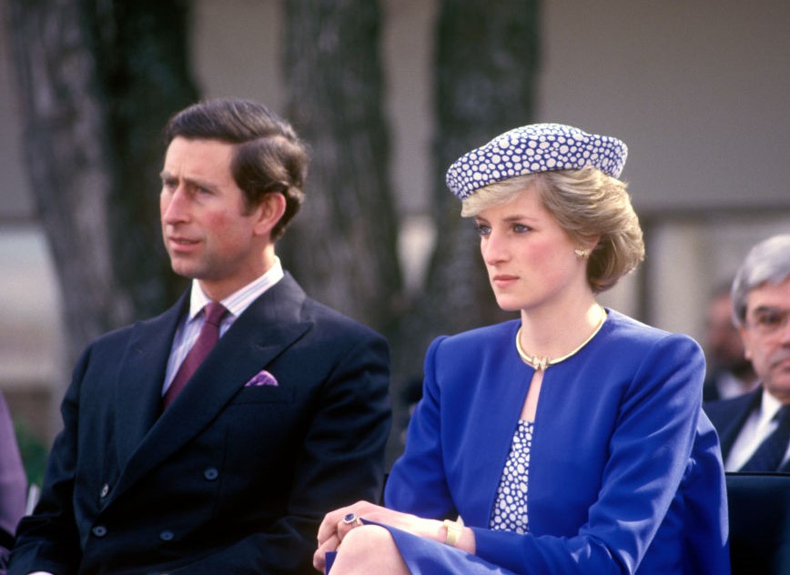 This is the Shocking Moment That Princess Diana Said ...