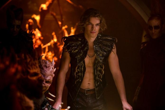 Caliban, Príncipe del Infierno en 'AVENTURAS FRESCAS DE SABRINA'.