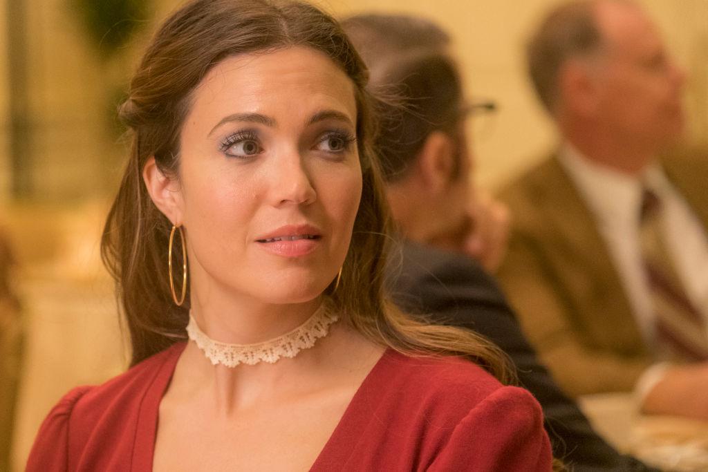 Mandy Moore as Rebecca on Season 4 'This Is Us'