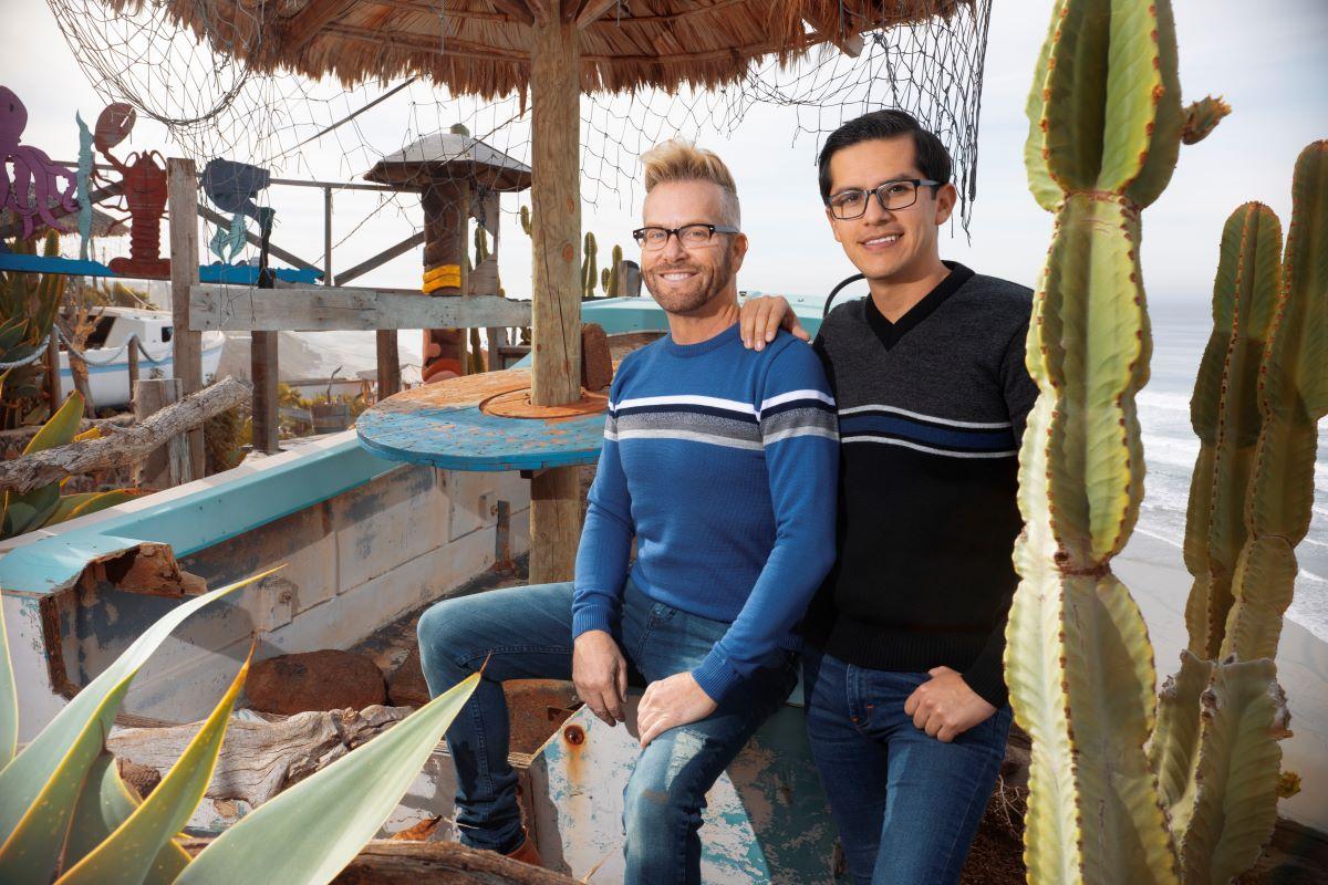 Kenneth and Armando
