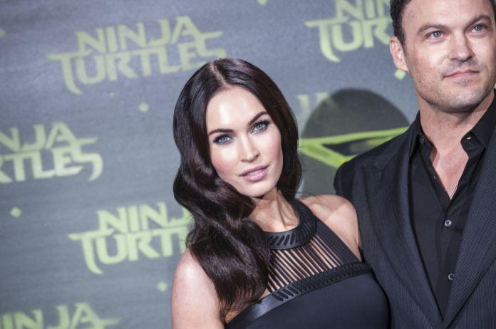 Megan Fox and Brian Austin Green | Paul Zinken/picture alliance via Getty Images