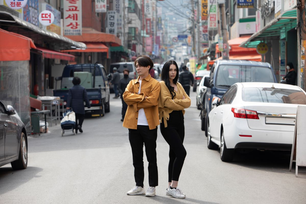 90-day star Fiancé Jihoon Lee and Deavan Clegg