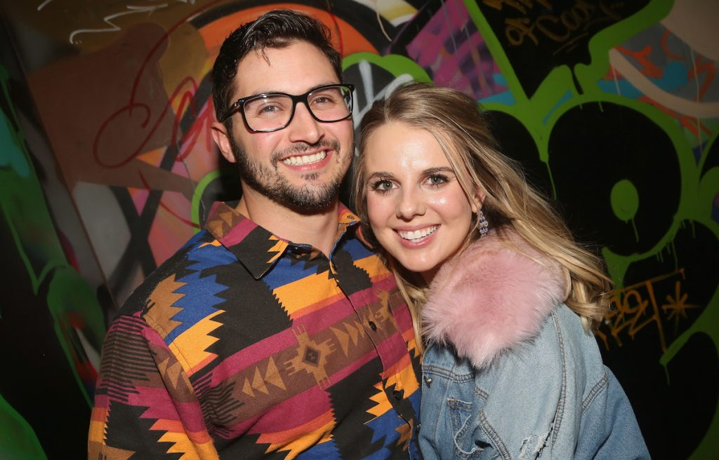 Victor Arroyo and Nicole Franzel of 'Big Brother'