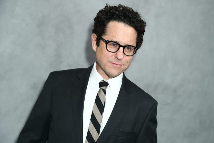 JJ Abrams at the 2019 Hammer Museum Gala in the garden