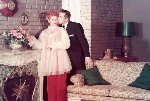 I Love stars Lucy Lucille Ball and Desi Arnaz