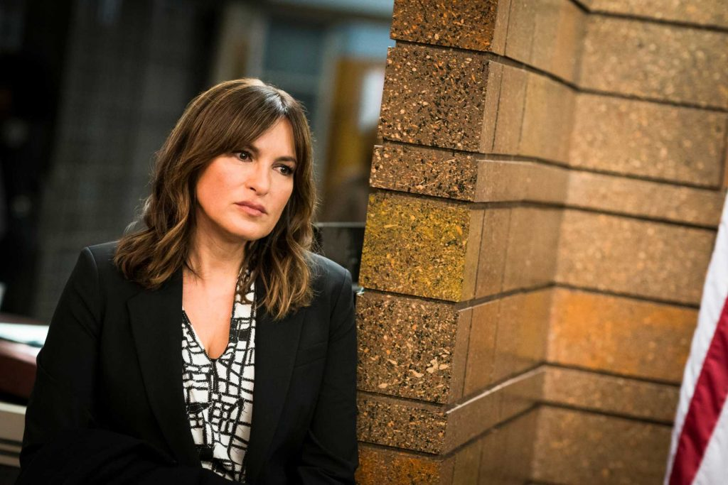 Mariska Hargitay |  Michael Parmelee / NBCU Photo Bank / NBCUniversal via Getty Images via Getty Images