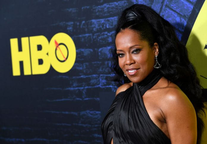 Regina King premieres HBO Watchmen