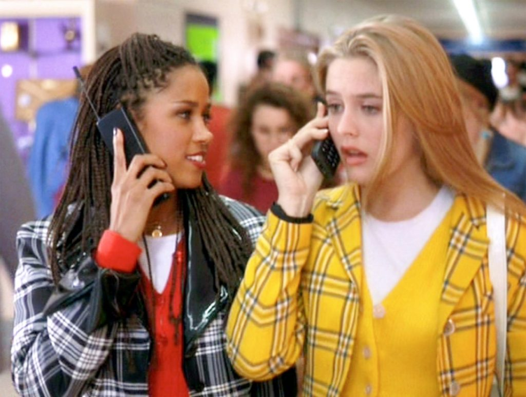 Cluleess stars Stacey Dash and Alicia Silverstone