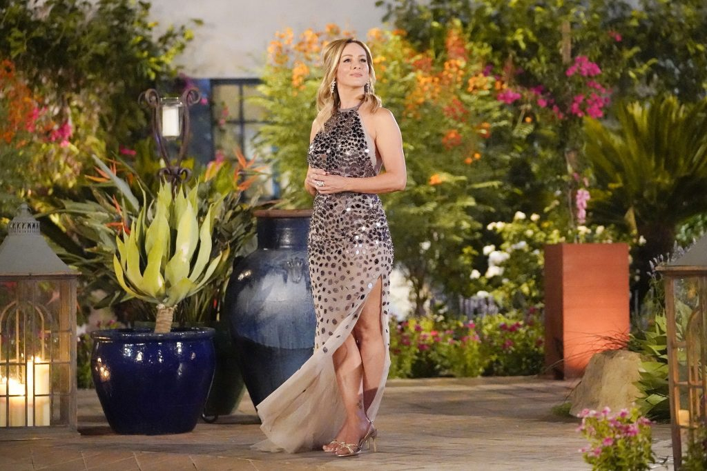 Clare Crawley directs 'The Bachelorette'