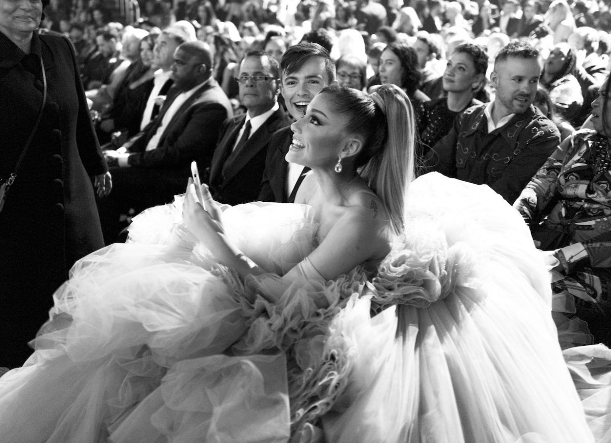 Ariana Grande will attend the 62nd Annual GRAMMY Awards on January 26, 2020